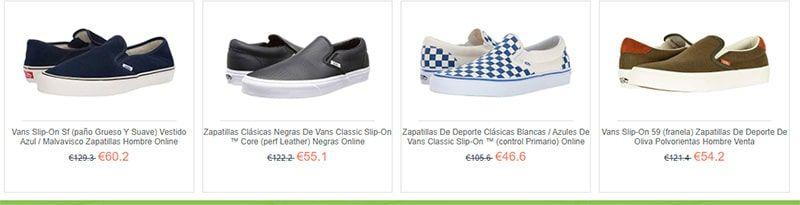 Esclavascadiz.es False Shop Online Vans