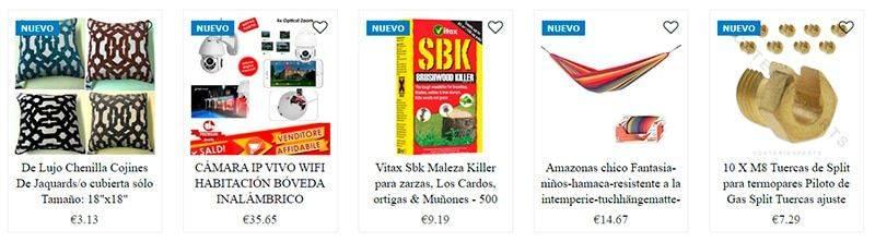 Kirrinmall.com Tienda Online Falsa