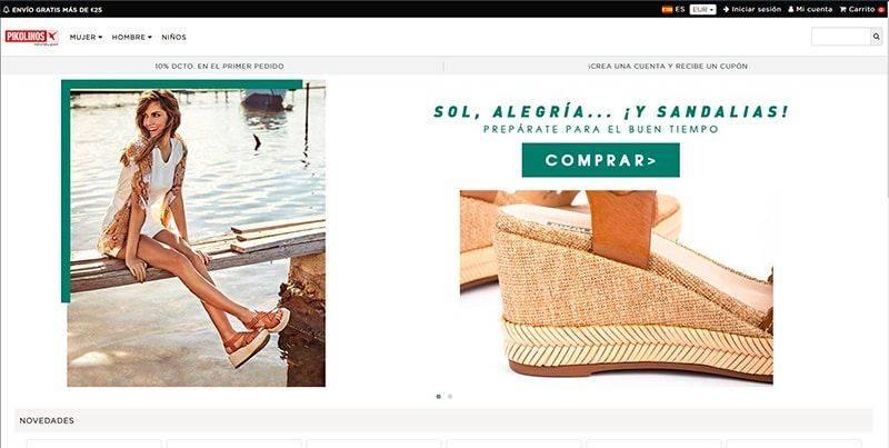 Pikoson.online Tienda Online Falsa Pikolinos