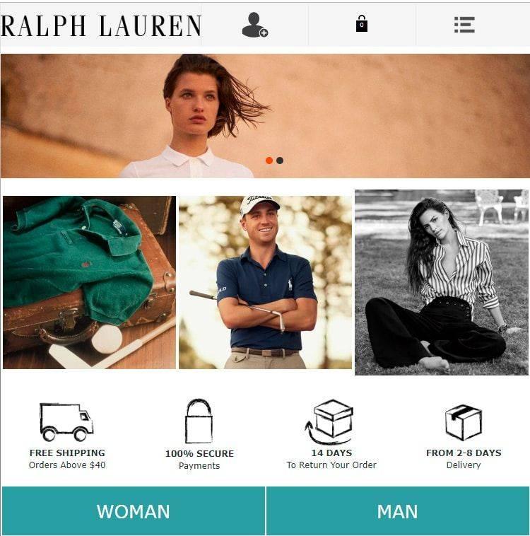 Polokz.com Tienda Falsa Online Ralph Lauren