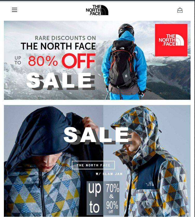 Thebestjacket.club Tienda Falsa Online North Face