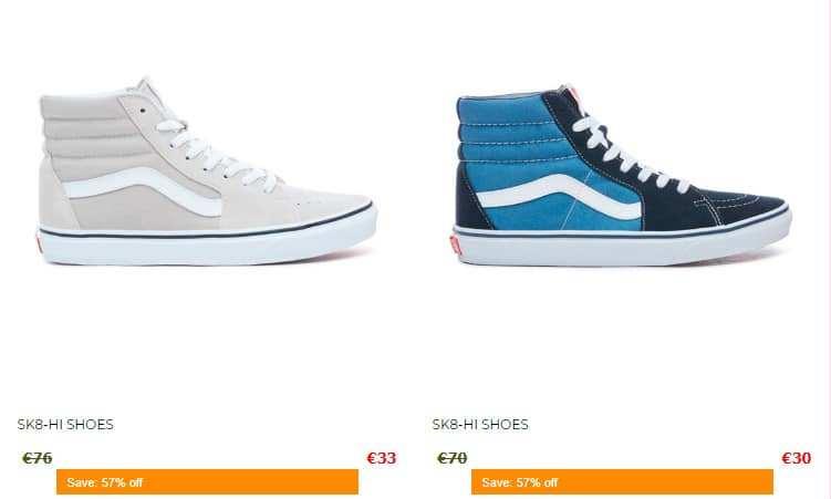 Vansshoes.shop Tienda Online Falsa