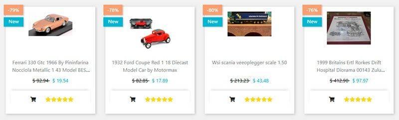 Veraandharper.com Tienda Online Falsa