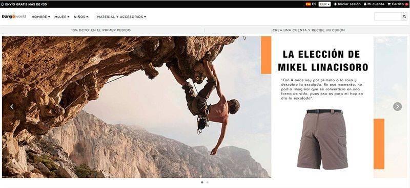 Alairelibrees.online Tienda Falsa Online Trangoworld