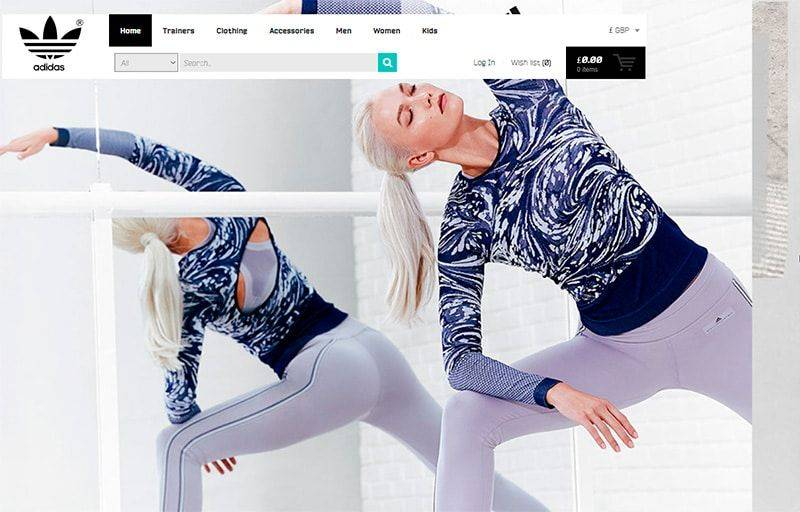 Officialstoreoutlet.com Tienda Online Falsa Adidas