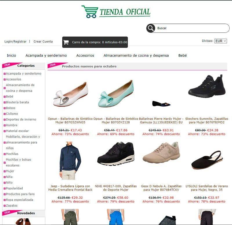 Willem.es Tienda Online Falsa Moda