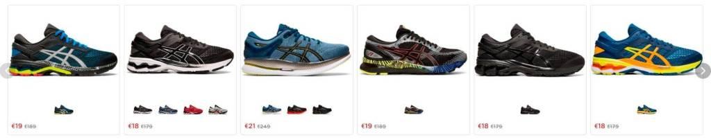 Asicstienda.store Tienda Online Falsa