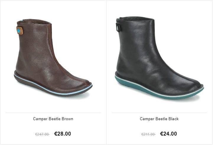 Camperestore.com Tienda Online Falsa