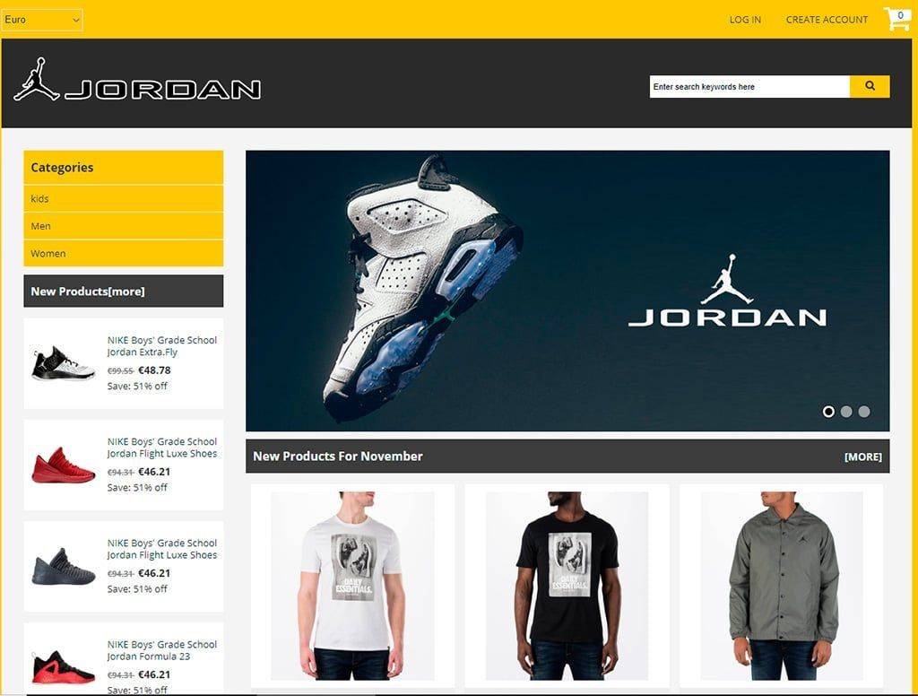 Planetahappy.com Tienda Falsa Online Nike