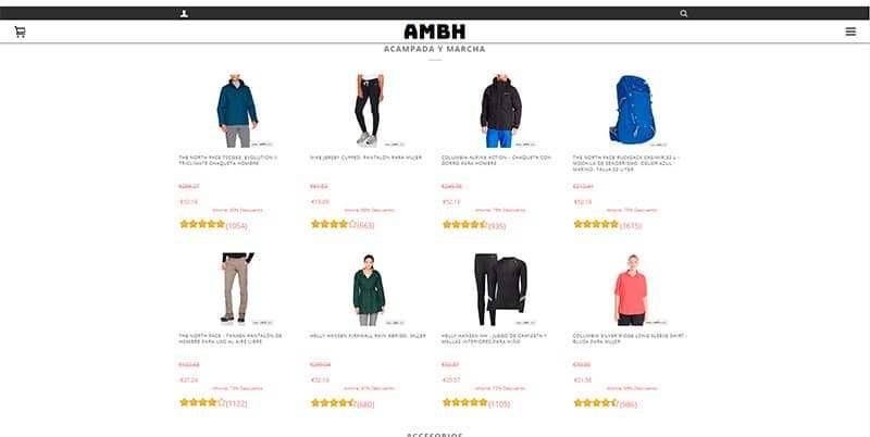 Www.ambh.es Tienda Online Falsa Multiproducto