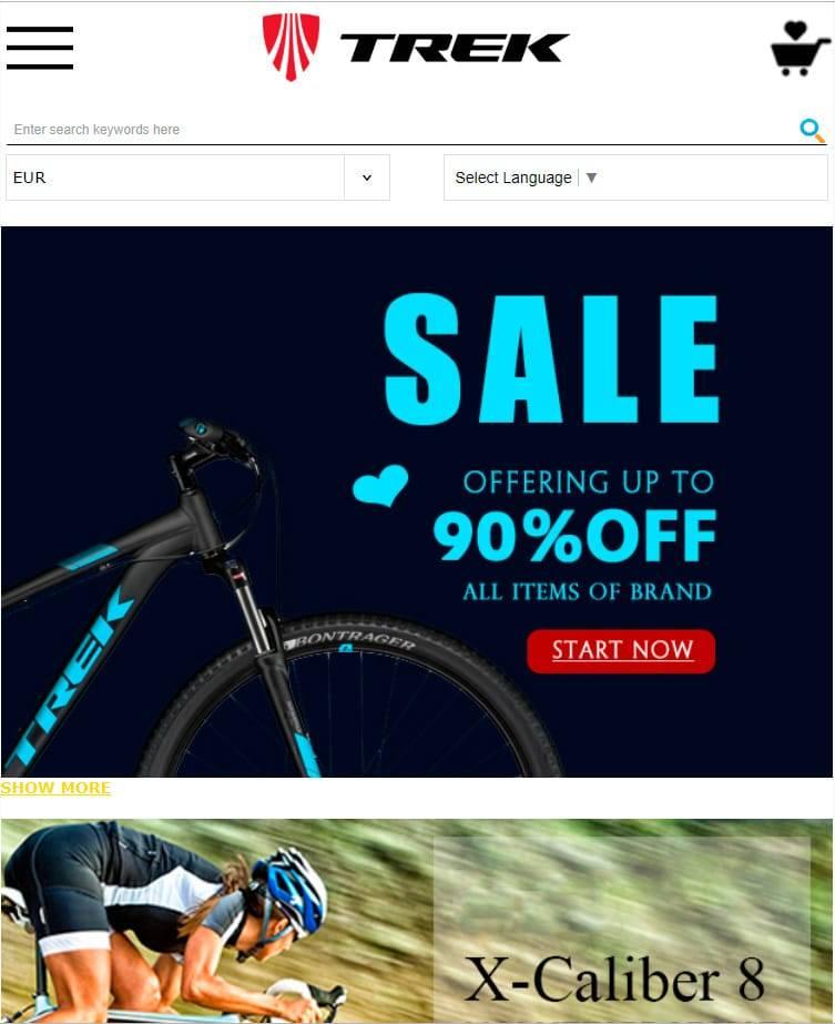 Bikes1.top Tienda Online Falsa Trek
