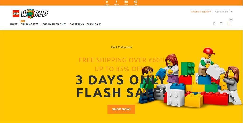 Ko.wexmin.com Tienda Online Falsa Lego