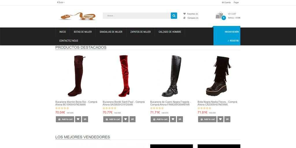 Albamariasanchez.es Tienda Online Falsa Calzado