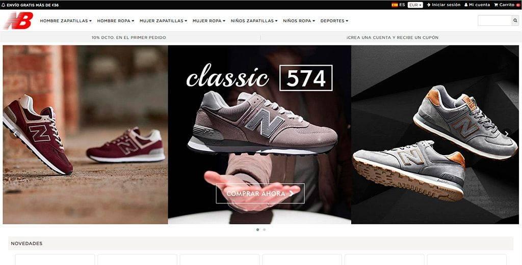 Newbalancesale.shop Tienda Online Falsa New Balance