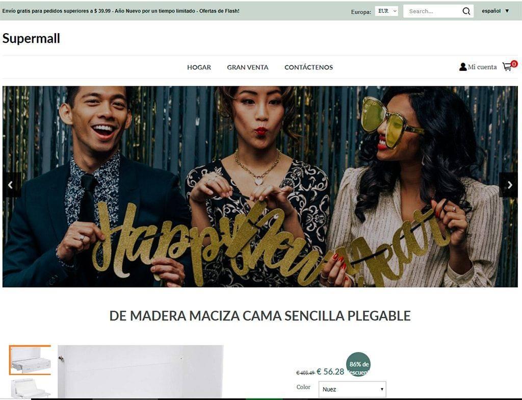 Pkpie.top Tienda Online Falsa Multiproducto