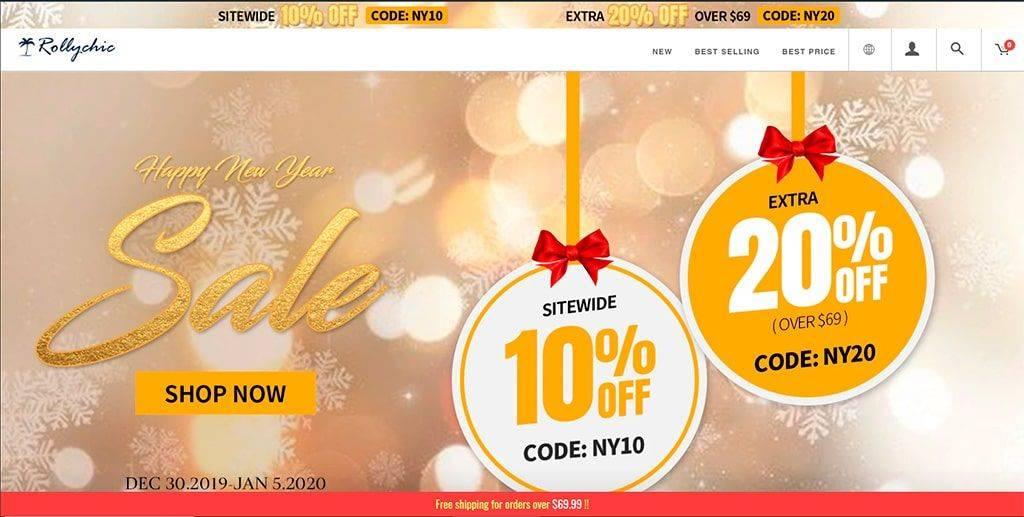 Rollychic.com Tienda Online Falsa Calzado