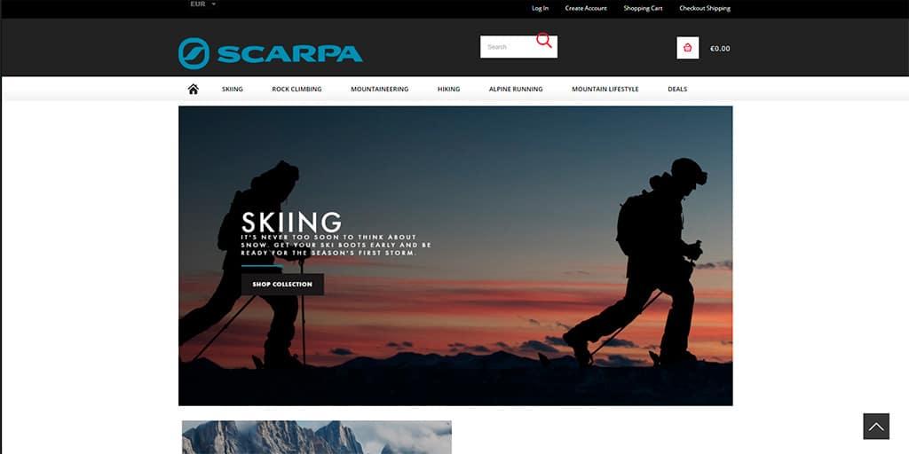 Scarpaeustore.com Tienda Online Falsa Scarpa