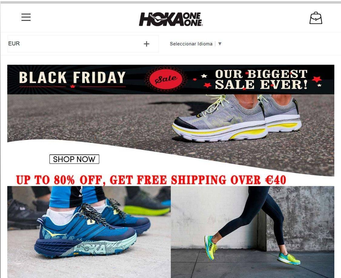 Hokaoneonehshop.com Tienda Online Falsa Zapatillas Hoka One One