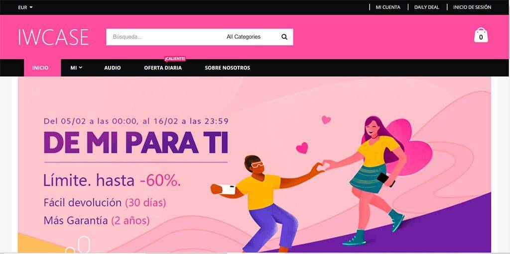 Iwcase.com Tienda Online Falsa Xiaomi