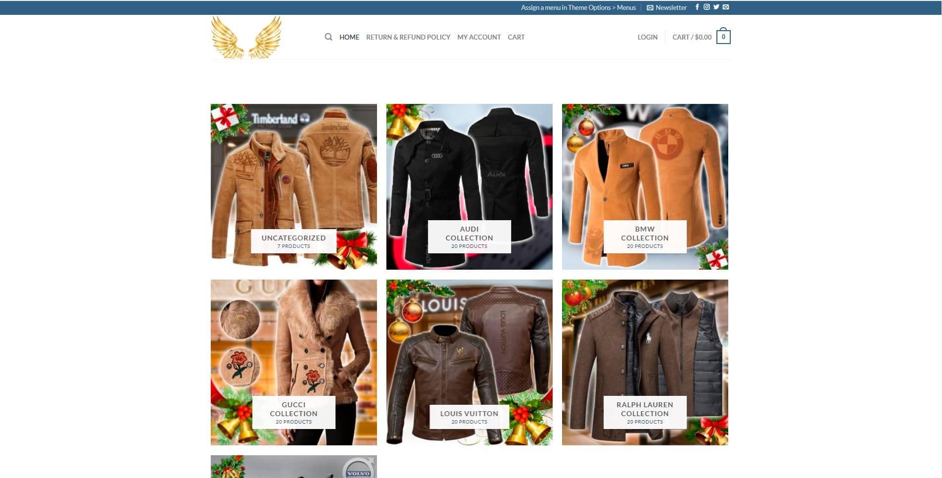 Waneloluxury.com Tienda Online Falsa Moda Lujo