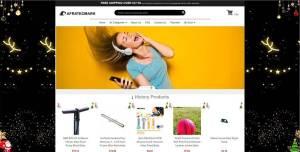 Afratecmarket.com Tienda Falsa Online Multiproducto