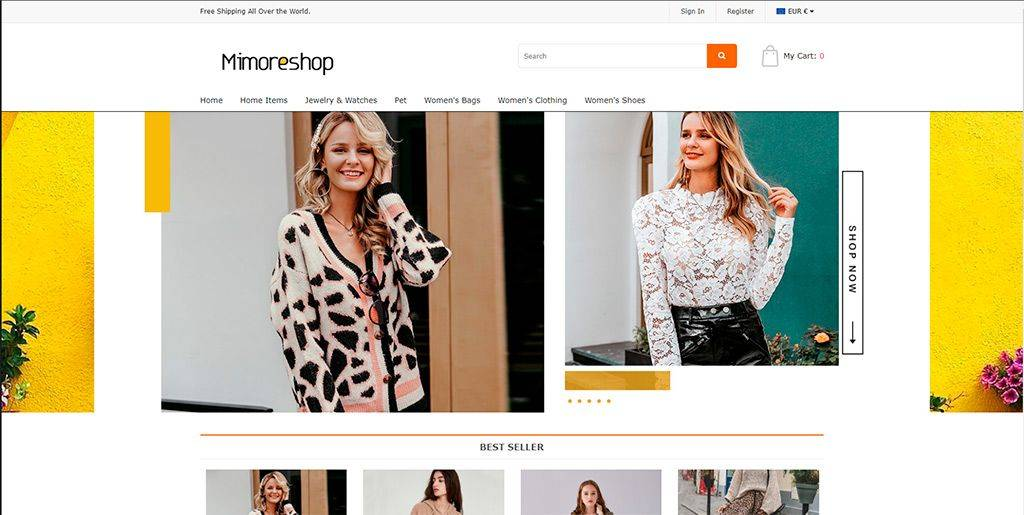 Mimoreshop.com Tienda Online Falsa Moda