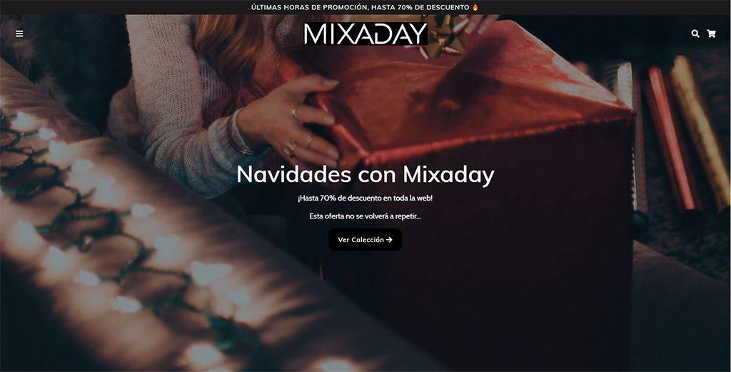 Mixaday.com Tienda Online Falsa Moda Calzado