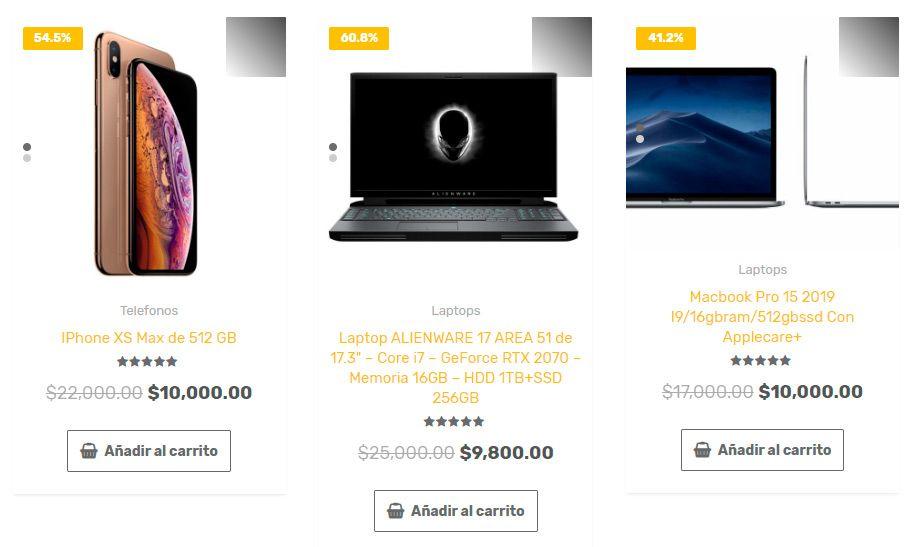 Supertecnologias.com Fake Online Technology Shop