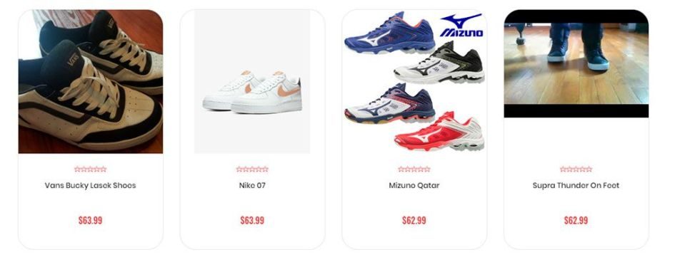 Buysites.xyz Fake Online Sporting Goods Shop