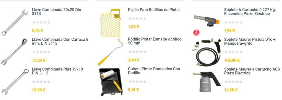 Bricozona.es Fake Do It Yourself Online Shop