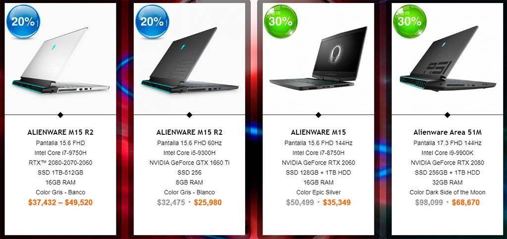 Laptops Factory.com Tienda Online Falsa