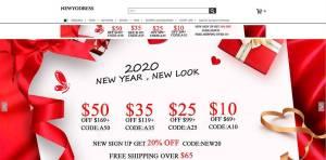 Newyodress.com Tienda Online Falsa Moda