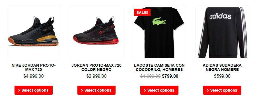 Outletdebarata.com Fake Sporting Goods Online Shop