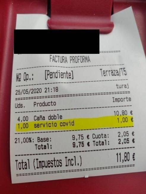 Ticket Plus Por Covid