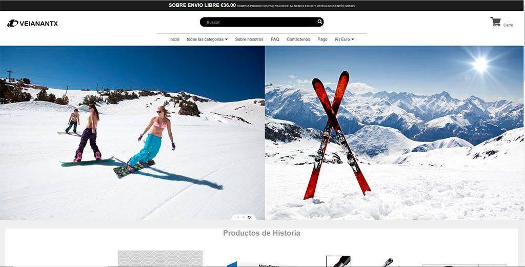 Veianantx.xyz Tienda Online Falsa Multiproducto