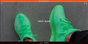 Yeezylandia.com Tienda Online Falsa Calzado Yeezy