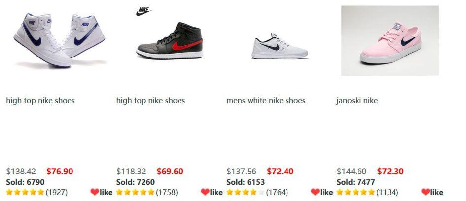 Thejessieleee.com Online Fake Nike Shoes Shop