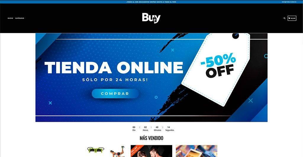 Tobuy.com.co Tienda Online Falsa Articulos Deportivos