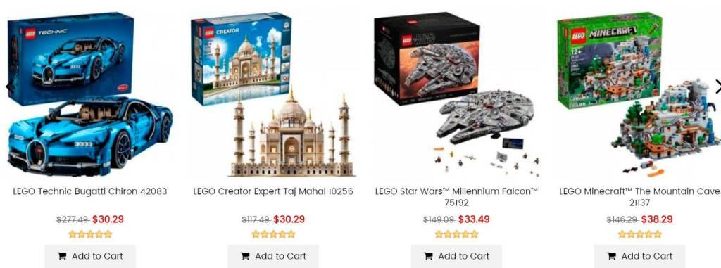 Euprotoys.com Tienda Online Falsa
