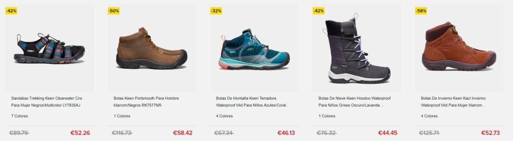 Keenmx.com Tienda Online Falsa