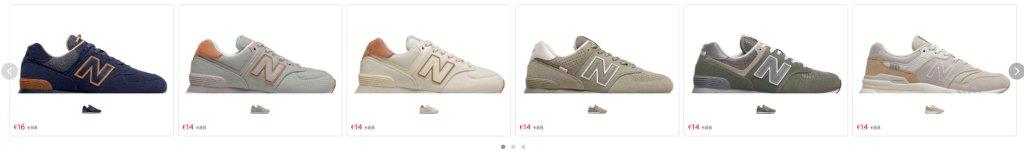 Nbshoesonline.store Tienda Online Falsa