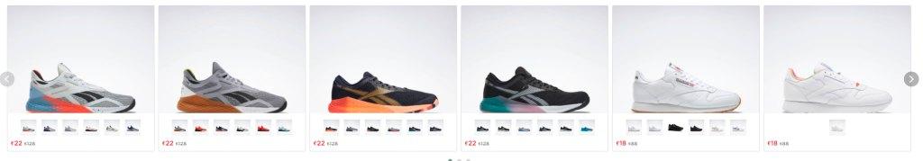 Reebokes.online Tienda Online Falsa