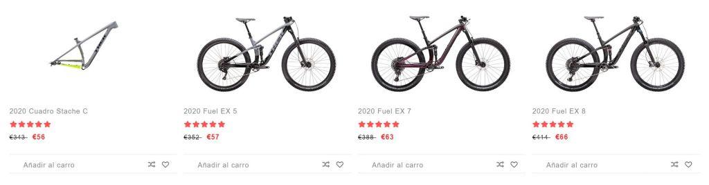 Vip.bicycledurasport.com Fake Trek Bike Online Shop