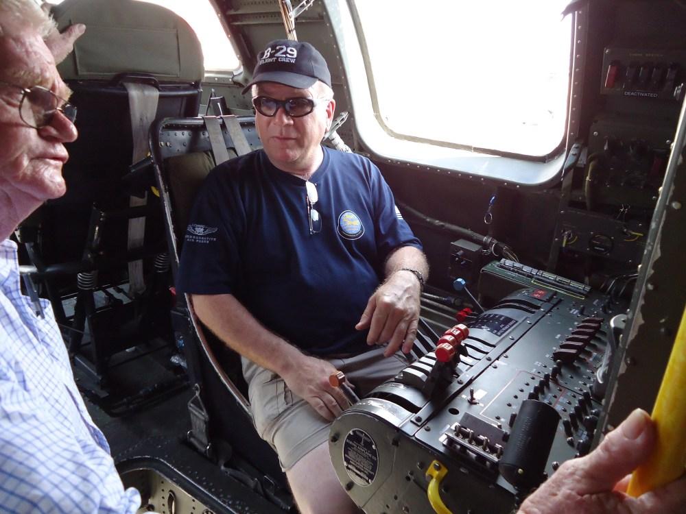Inside the B-29 (4/4)