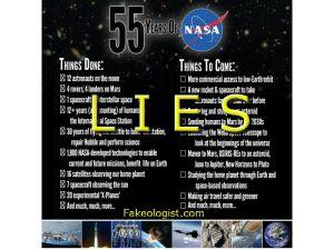 nasa lies