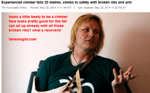 John All, U.S. climber, survives fall into Nepal mountain crevasse - World - CBC News 2014-05-23 13-41-35