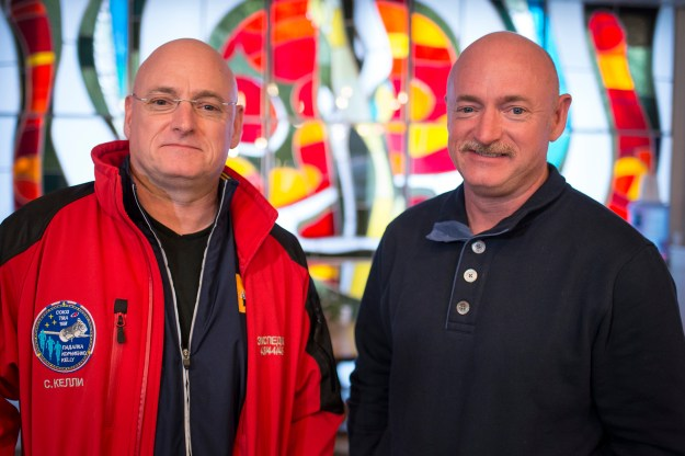 Astronaut's DNA no longer matches his identicaltwin