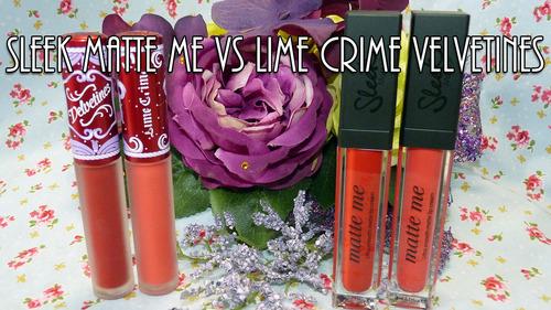 Clone Wars – Matte Me vs Velvetines