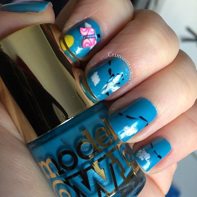 Spring Nails Nail Art