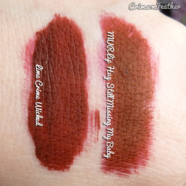Clone Wars – Lime Crime Wicked Dupe Alert!